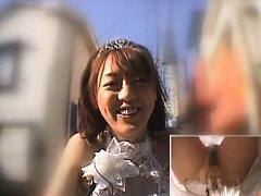 Anri Hiramatsu Asian has twat fucked by a special...