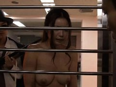 Risa Kasumi Asian and babes are naked and tied in...