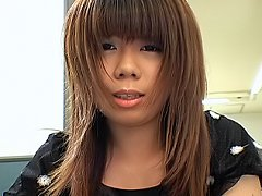 Yumi Takeda Cute Asian girl enjoys her horny dates...