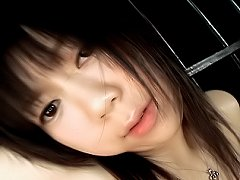 Minami Asaka Asian teen is hot and is getting her...