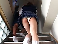 Yui Sarina hot Asian tramp with big jugs gives a t...