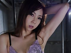 JAV idol Mio Yoshida is fucked and facefucked whil...