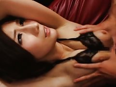Azumi Kinoshita sexy Japanese drilled with lust in...