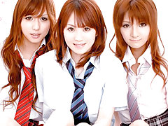 Miku Ohhashi, Yuka Kokoro, Manami