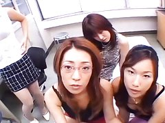Japanese AV Model and babes show their nude and ju...