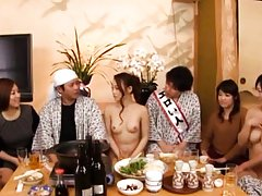 Japanese AV Model and babes undress and suck dicks...