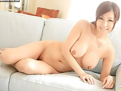 AV Idol Chihiro Akino is attacked by toys and cock...