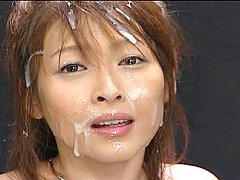 Cum eating Japanese DVD