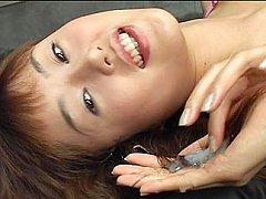 Japanese bukkake facials movies