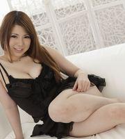 JAV Idol Reika Ichinose in sexy lingerie and nude JAV pics