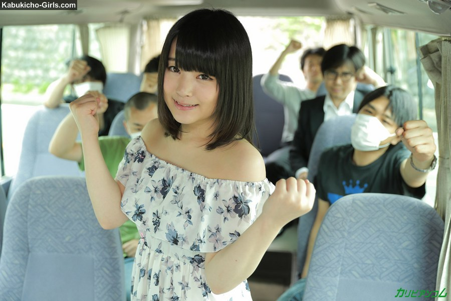 JAV Idol Tsuna Kimura, Fun Appreciation Outdoor Sex Bus Tour, 木村つなファン感謝祭 青姦バスツアー, JAV, AV, Idols, JAV Idols, jav pics, Japanese, adult, video