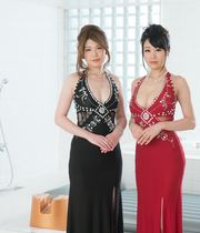 Hikari Kanan and Manaka Shibuya