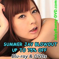 Japanese Blu-ray DVD Sale