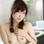 Noeru Mitsushima in Red Hot Jam 317, RHJ-317, forbidden relationship, cheating Japanese wife and office lady, AV idol pictures and movies